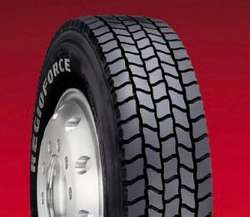 Fulda 205/75 R17,5 REGIOFORCE 124/122M T...