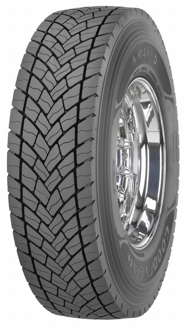 Goodyear 245/70 R17,5 KMAX D 136/134M 3PSF